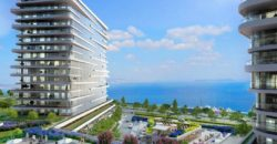 BIG 130 Luxurious apartment for sale in Zeytinburnu Istanbul