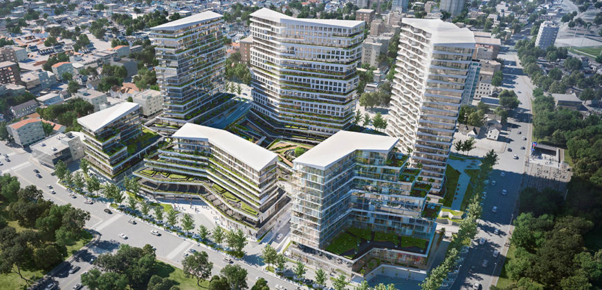 BIG 101 High Quality Residence For Sale in Kucukcekmece Istanbul