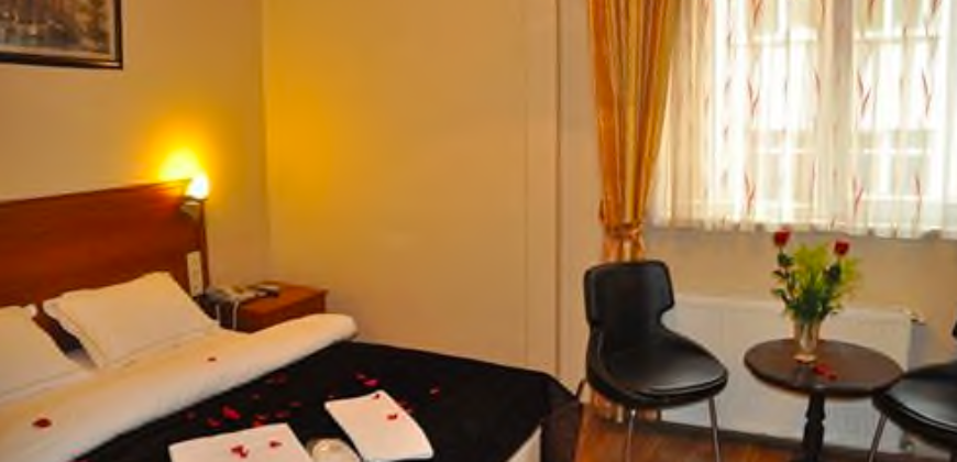 BIG 503 Great city Hotel Sale located in Istanbul Sultanahmet