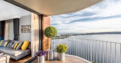 BIG 108 Horizontal houses with view of the lake in Istanbul Kucukcekmece