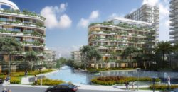 BIG 116 Luxury apartments for sale in the city center with magnificent green area in Istanbul Bahçelievler