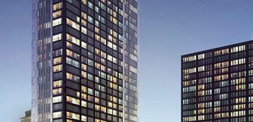 BIG 111 Apartments for sale in Istanbul Mahmutbey and it is across the university