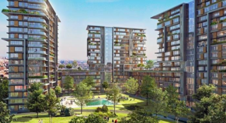 BIG 109 Luxury apartments for sale in Istanbul Topkapi