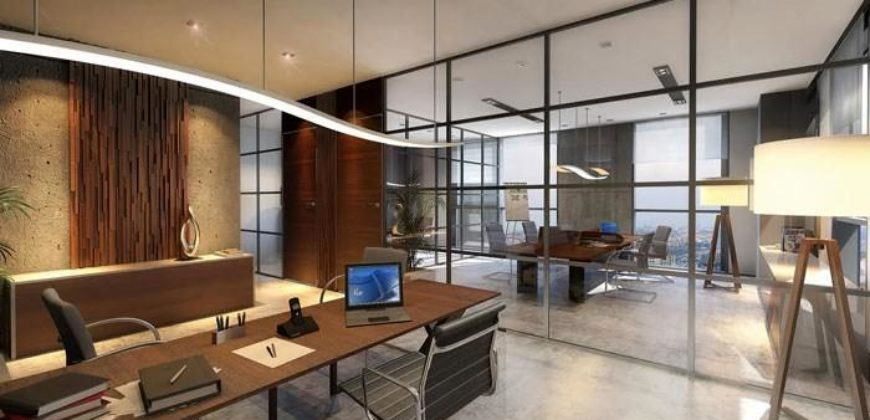 BIG 118 Luxury office for sale in Istanbul Gunesli