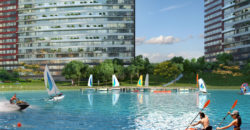 BIG 123 Premium designed real estate in Bahçeşehir Istanbul