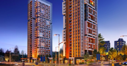 BIG 104 Modern architectural apartments for sale in Istanbul Gunesli