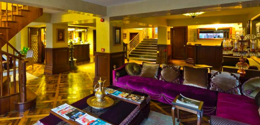 BIG 501 فنادق السلطان أحمد