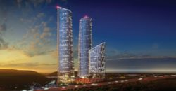 BIG 206 Residence for sale in Maslak Istanbul with magnificent city view
