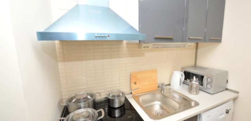 BIG 201 ميكسد اسطنبول – شقة رائعة مطلة على القناة للبيع