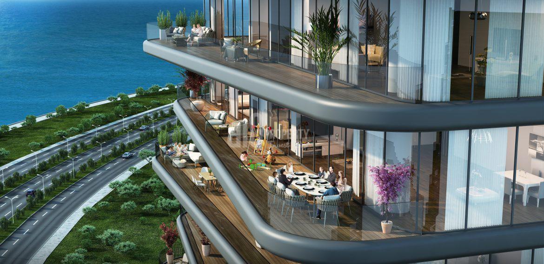 4 room apartment for sale yedi mavi project