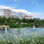 Comfortable apartments for sale with wonderful green area in Istanbul Beylikduzu