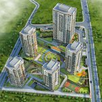 Green Luxurious Family Homes for Sale in Istanbul Halkali