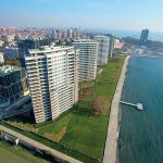 High Quality homes for sale with wonderful sea view in Istanbul zeytinburnu