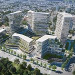 High Quality residencial with shopping mall for sale in Istanbul Gunesli