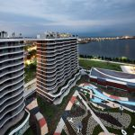 Horizontal lake view apartment for sale istanbul
