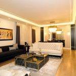 Luxury homes for sale with amazing sea view in Istanbul Beylikduzu kavakli
