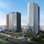 Luxury properties for sale near to big shopping mall in İstanbul Gunesli