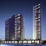 Luxury residencial for sale in near to highway in Güneşli İstanbul
