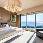 Luxury villas for sale with wonderful sea view in Istanbul Bakirkoy