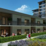 Next Level homes beside big shopping mall for sale in Esenyurt Istanbul