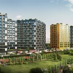 Private Luxury Apartments Next to Metrobus and E-5 for sale in Istanbul Kucukcekmece