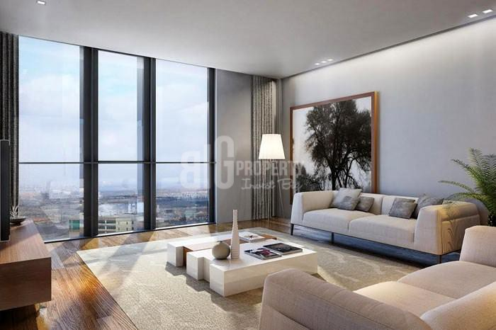 Quality offices near shopping mall for sale in Istanbul kucukcekmece