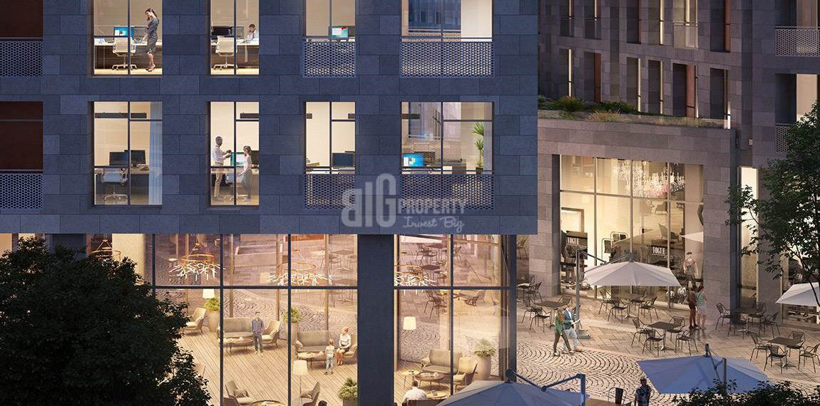 Student flats for invesment near to bakirkoy in Istanbul