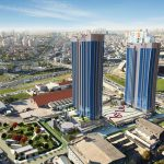 Trendly Smart Flats with Service Aparments System for Sale in Istanbul Gunesli