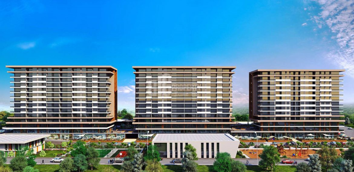 citizenship apartments azur marmara for sale in beylikduzu istanbul