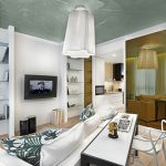 sample apartment living room g yoo project for sale basin ekspres way