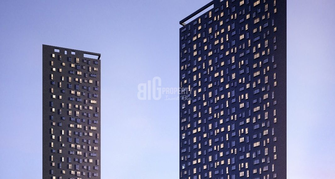1-City center hotel apartments with rent guarantee for sale in İstanbul Turkey