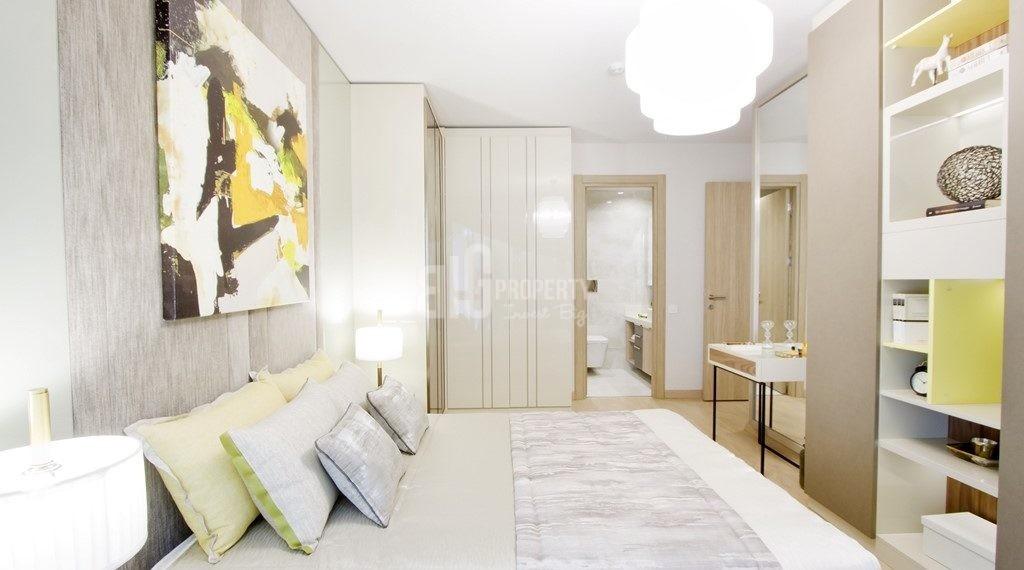 3 room apartments in evim yuksekdag project