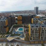 Magnificent Lake and Canal view family aparment for sale in Avcilar İstanbul Turkey
