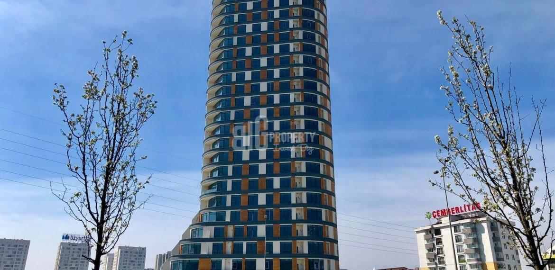 New desgin tower flats close to E-5 For Sale in Beylikduzu