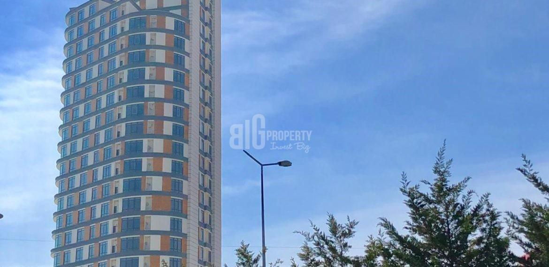 New design tower real estate closeto E-5 For Sale in Esenyurt