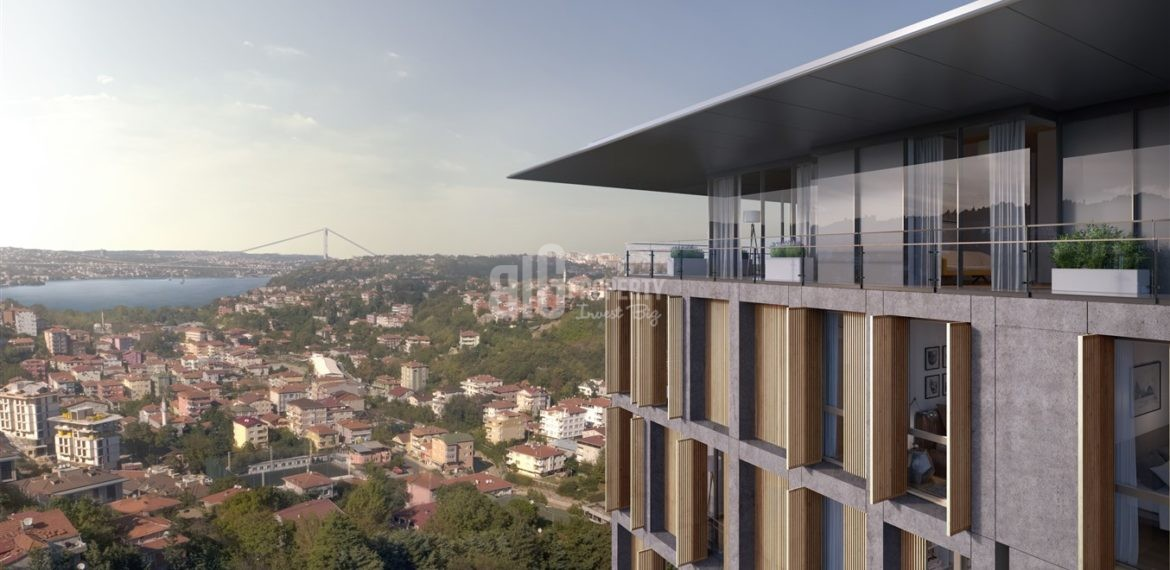Elite Lifestyle investment properties for sale in Uskudar İstanbul