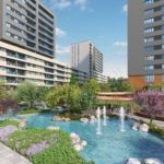 Near to Istanbul airport investing properties for sale İstanbul Bahcesehir