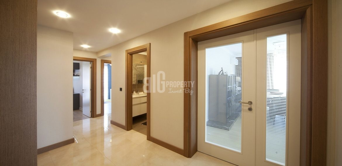 4 room citizenship apartments for sale in cennet koru