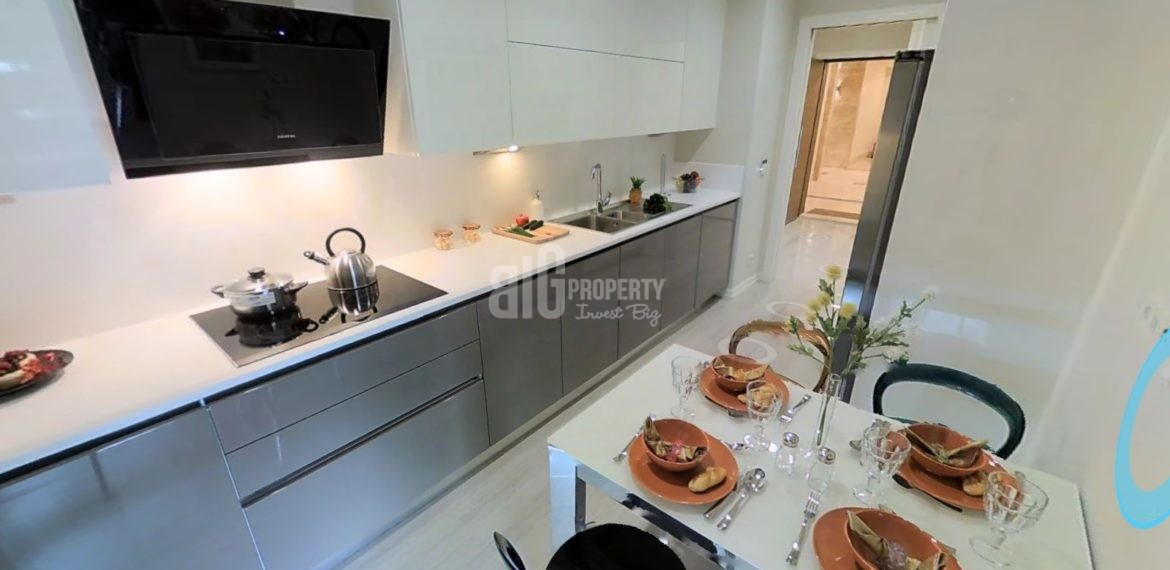 Awarded lifestyle family project For sale Topkapi İstanbul