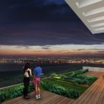 Big Terrace citizenship apartments with sea view for sale Buyukcekmece İstanbul