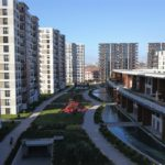 Cennet koru canal istanbul view apartments for sale kucukcekmce istanbul