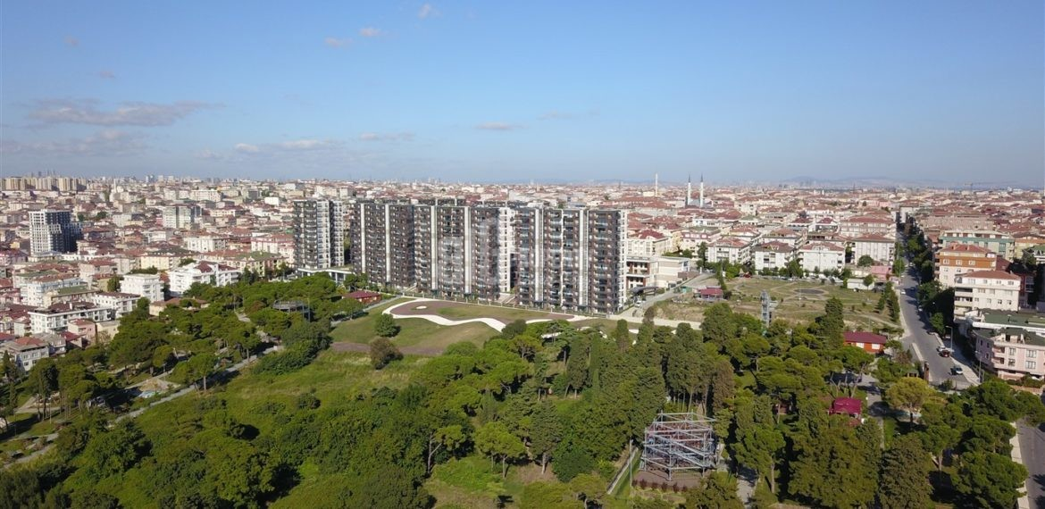 Cennet koru canal istanbul view homes for sale kucukcekmce istanbul