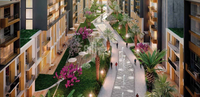 Center of Esenyurt citizenship apartments Esenyurt İstanbul