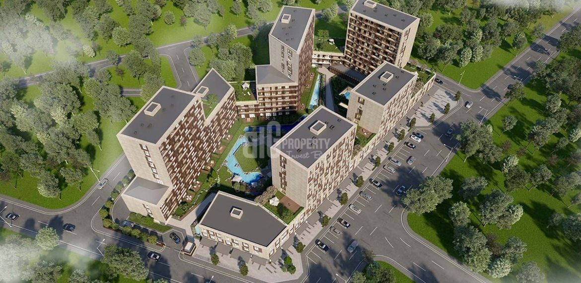 Central real estate in Istanbul has affordable price