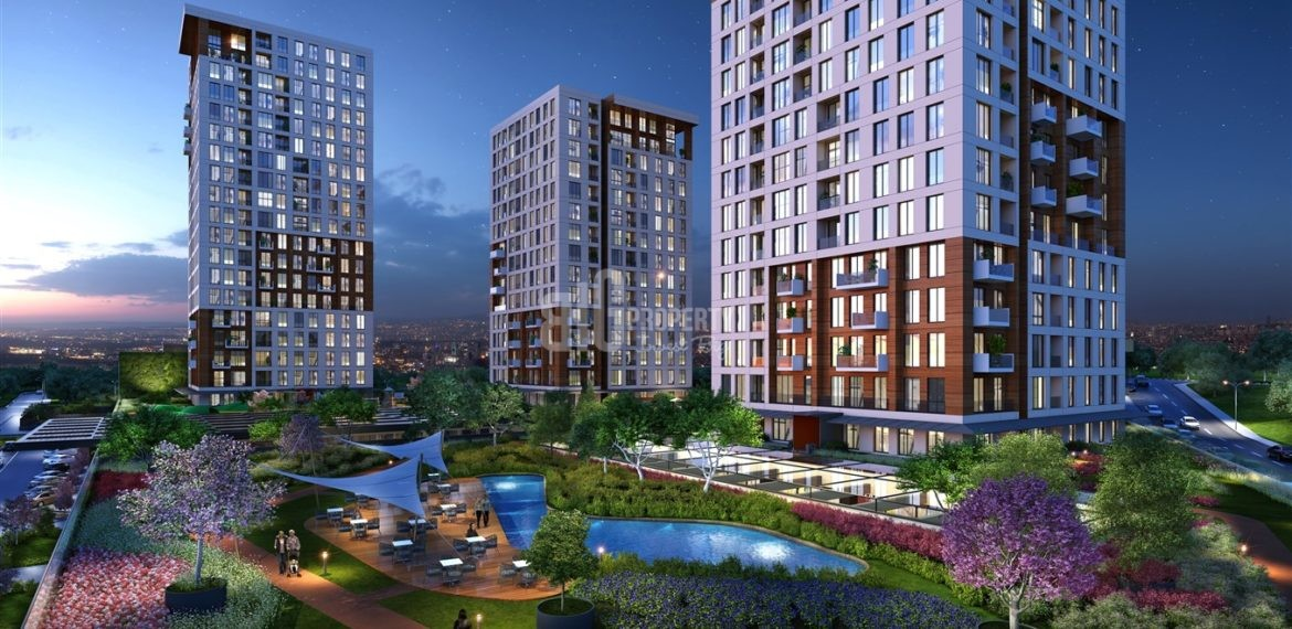 Comfortable citizenship real estate with family Lifestyle for sale avcilar İstanbul turkey