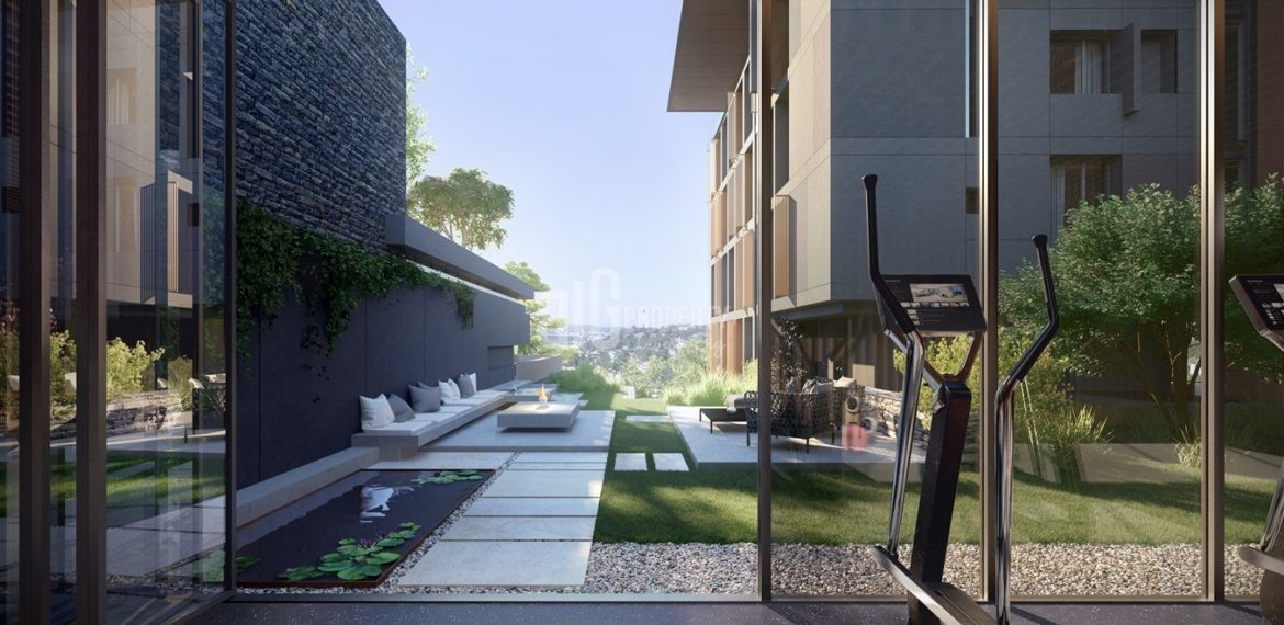 Elite Lifestyle investment 3 rooms apartments for sale in Uskudar İstanbul asian side