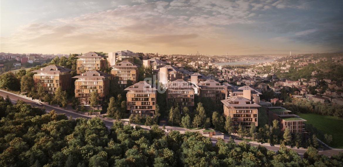Elite Lifestyle investment properties for sale in Uskudar asian side of istanbul