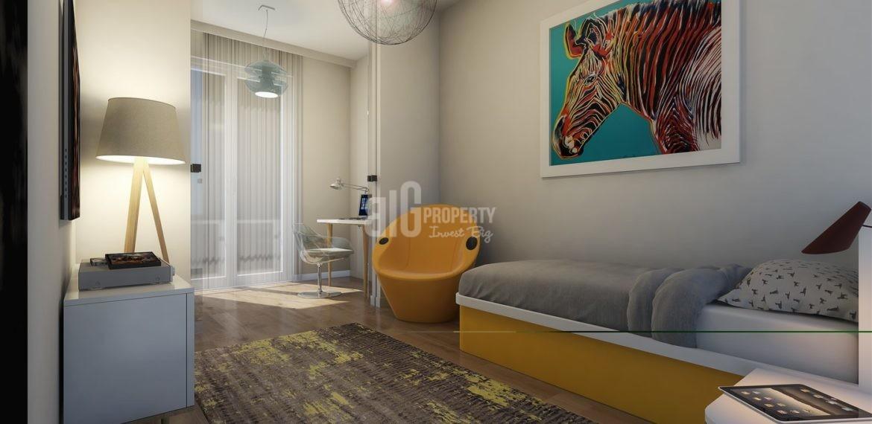 Green Garden family apartment for sale İstanbul Basaksehir