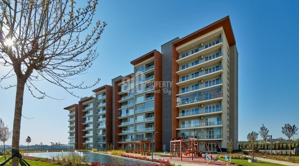 Green Garden family home for sale İstanbul Basaksehir