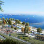 Marina 24 Seashore houses for sale istanbul buyukcekmece